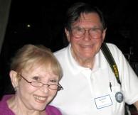 Justin and Barbara Kerr