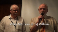 Peter Mathews & Ed Wilson
